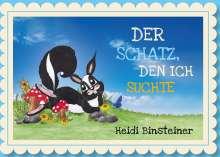 Heidi Binsteiner: Der Schatz, den ich suchte, Buch