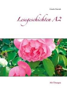Gisela Darrah: Lesegeschichten A2, Buch