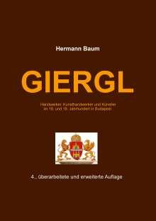 Hermann Baum: Giergl, Buch