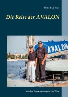 Hans H. Selzer: Die Reise der AVALON, Buch