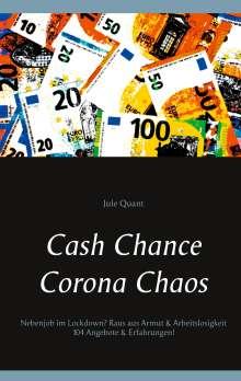 Jule Quant: Cash Chance Corona Chaos, Buch