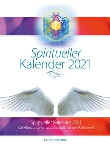 Christian Hüls: Spiritueller Kalender 2021, Buch
