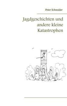Peter Schneider: Jagdgeschichten und andere kleine Katastrophen, Buch