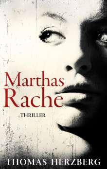 Thomas Herzberg: Marthas Rache, Buch