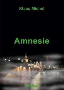 Klaus Michel: Amnesie, Buch