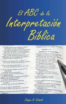 Jürgen H. Schmidt: El ABC de la Interpretación Bíblica, Buch