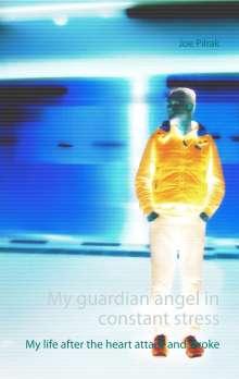 Joe Pilrak: My guardian angel in constant stress, Buch