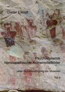Dieter Elendt: Psychodynamik homöopathischer Arzneimittelbilder unter Berücksichtigung der Miasmen, Buch