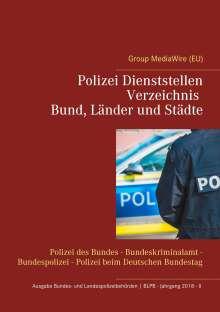 Heinz Duthel: Polizei Dienststellen Verzeichnis des Bundes, Länder und Städte, Buch