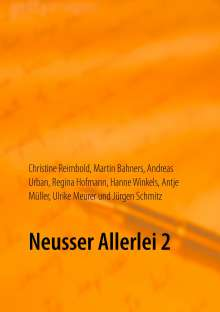 Regina Hofmann: Neusser Allerlei 2, Buch