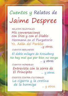 Jaime Despree: Cuentos y Relatos de Jaime Despree, Buch