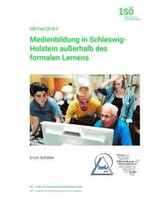 Erich Schäfer: Medienbildung in Schleswig-Holstein außerhalb des formalen Lernens, Buch
