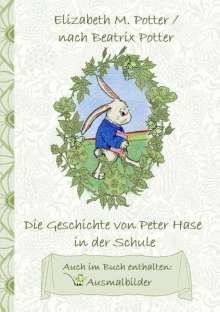 Die Geschichte Von Peter Hase In Der Schule Inklusive Ausmalbilder