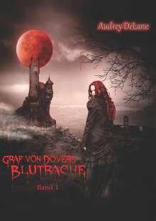Audrey Delane: Graf von Dovers Blutrache, Buch