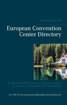 Heinz Duthel: European Convention Center Directory, Buch