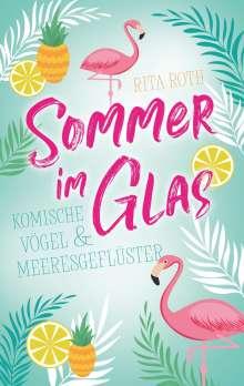 Rita Roth: Sommer im Glas, Buch
