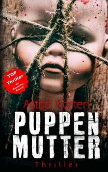 Astrid Korten: Puppenmutter, Buch