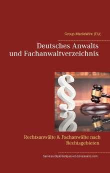 Heinz Duthel: Deutsches Anwalts und Fachanwaltverzeichnis, Buch