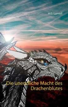 H. G. Lumiell: Die unendliche Macht des Drachenblutes, Buch