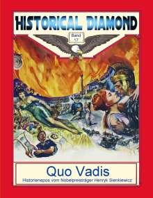 Henryk Sienkiewicz: Quo Vadis, Buch