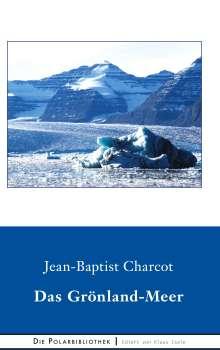 Jean-Baptiste Charcot: Das Grönland-Meer, Buch