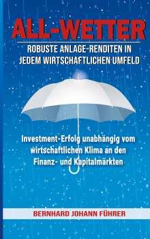 Bernhard Führer: All-Wetter, Buch