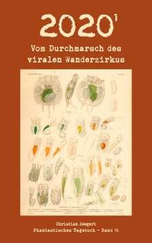 Christian Seegert: 2020 (1), Buch