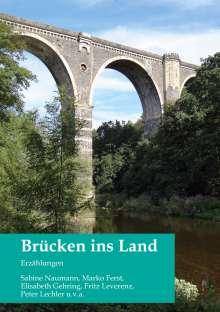 Sabine Naumann: Brücken ins Land, Buch