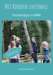 Andrea Teichmann: Mit Kindern unterwegs, Buch