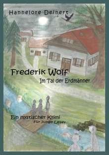 Hannelore Deinert: Frederik Wolf, Buch