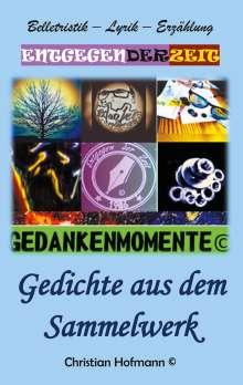 Christian Hofmann: Gedankenmomente, Buch