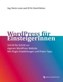 Marie-Luise Bolius: WordPress für EinsteigerInnen, Buch