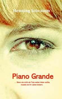 Henning Schramm: Piano Grande, Buch