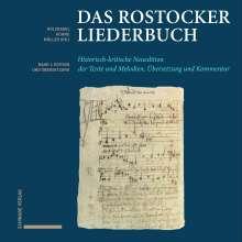 Das Rostocker Liederbuch, Buch