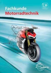 Rüdiger Bellersheim: Fachkunde Motorradtechnik, Buch
