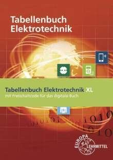Gregor Häberle: Tabellenbuch Elektrotechnik XL, Buch