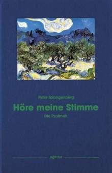 Peter Spangenberg: Höre meine Stimme, Buch