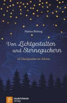 Hanna Buiting: Von Lichtgestalten und Sterneguckern, Buch