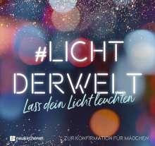 Ruth Atkinson: #lichtderwelt. Lass dein Licht leuchten, Buch