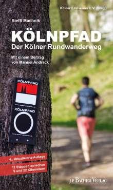 Steffi Machnik: Kölnpfad. Der Kölner Rundwanderweg, Buch