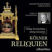 Konrad Beikircher: Kölner Reliquien, CD