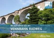 Christiane Ziebold: Mit dem Fahrrad über den Vennbahnradweg, Buch