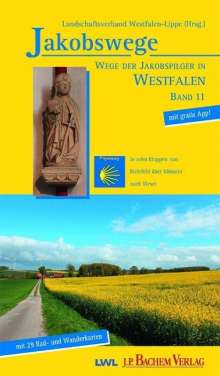 Ulrike Steinkrüger: Wege der Jakobspilger in Westfalen 11, Buch