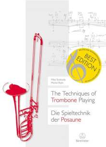 The Techniques of Trombone Playing / Die Spieltechnik der Posaune, Buch