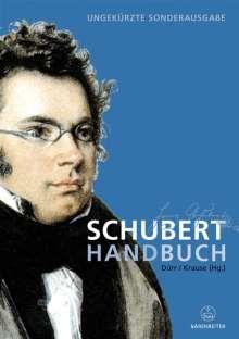 Schubert-Handbuch, Buch