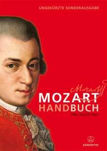 Mozart-Handbuch, Buch