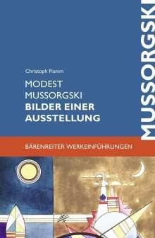 Modest Mussorgski. Bilder einer Ausstellung, Buch