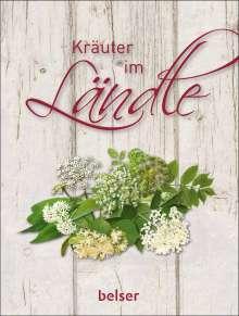 Birgit Dirschka: Kräuter im Ländle, Buch