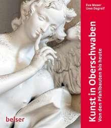 Eva Moser: Kunst in Oberschwaben, Buch