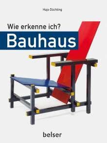 Hajo Düchting: Wie erkenne ich? Bauhaus, Buch